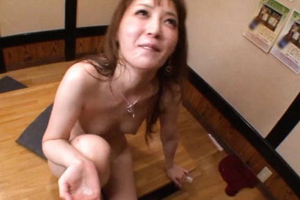 Kaede fuyutsuki. Excited Kaede Fuyutsuki suc it with passion and