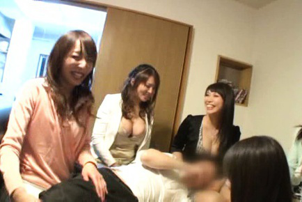 Japanese av model. Japanese AV Model smiling and showing boobs