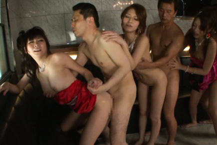 Japanese av model. Japanese AV Model and babes stroke and ride