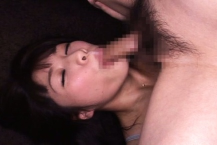 Miku sunohara. Miku Sunohara Asian gets cumshot in mouth from blow with public