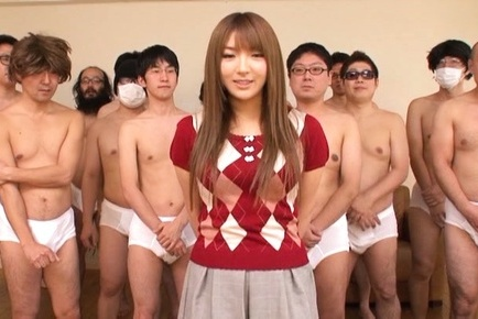 Shiori kamisaki. Shiori Kamisaki Asian has hot assets touched by libidinous fellows
