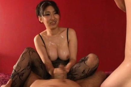 Meisa chibana. Meisa Chibana with big oiled jugs and other